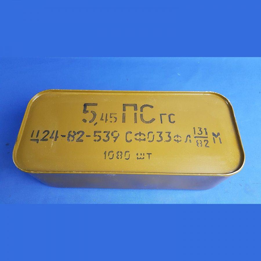 !! Surplus – Sammlermunition !! 5,45x39mm