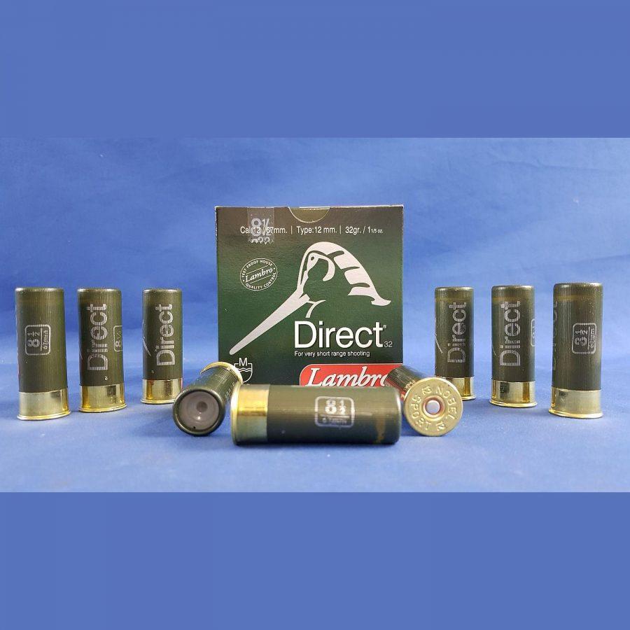 Lambro Direct32 Kal.12/67 32gr 2,2mm