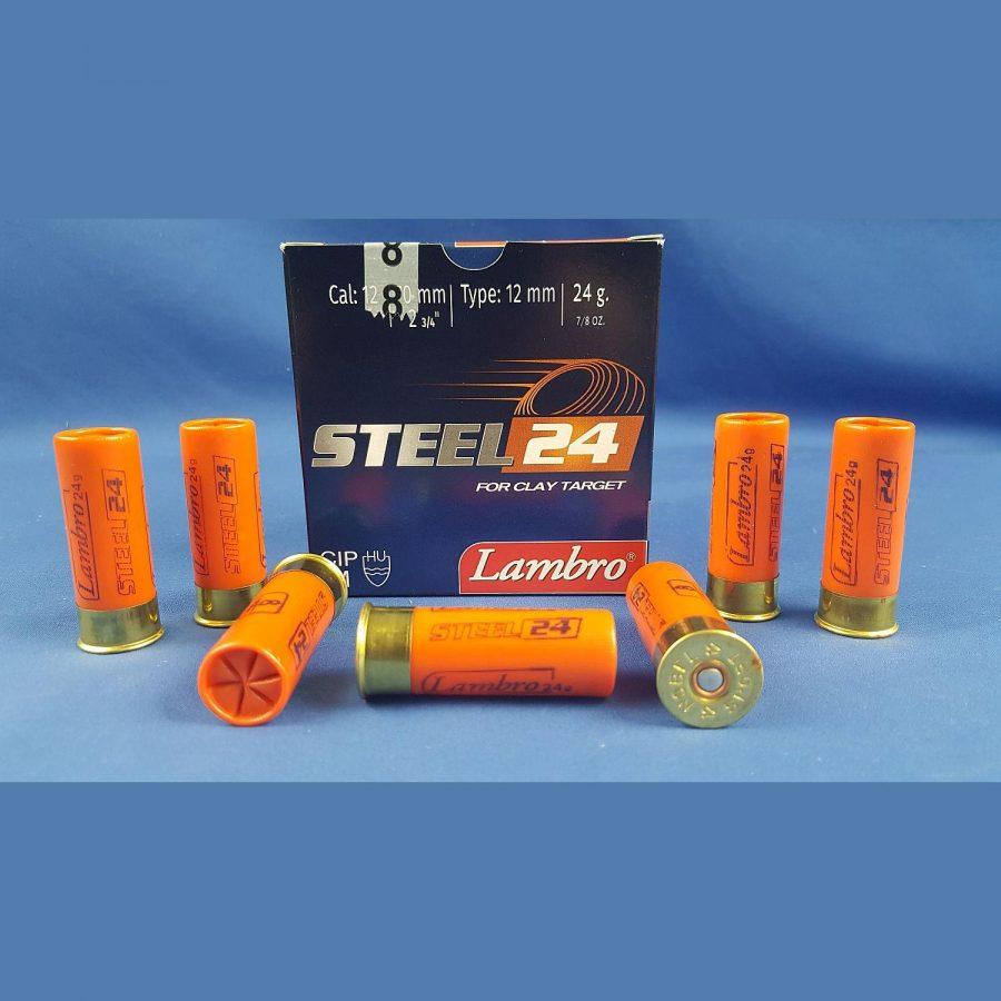 Lambro Steel Sporting 24 Kal.12/70 24grs 2,25mm