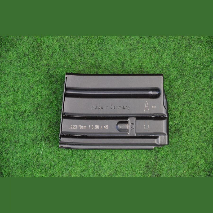 Heckler&Koch Magazin in Kal.5,56x45mm