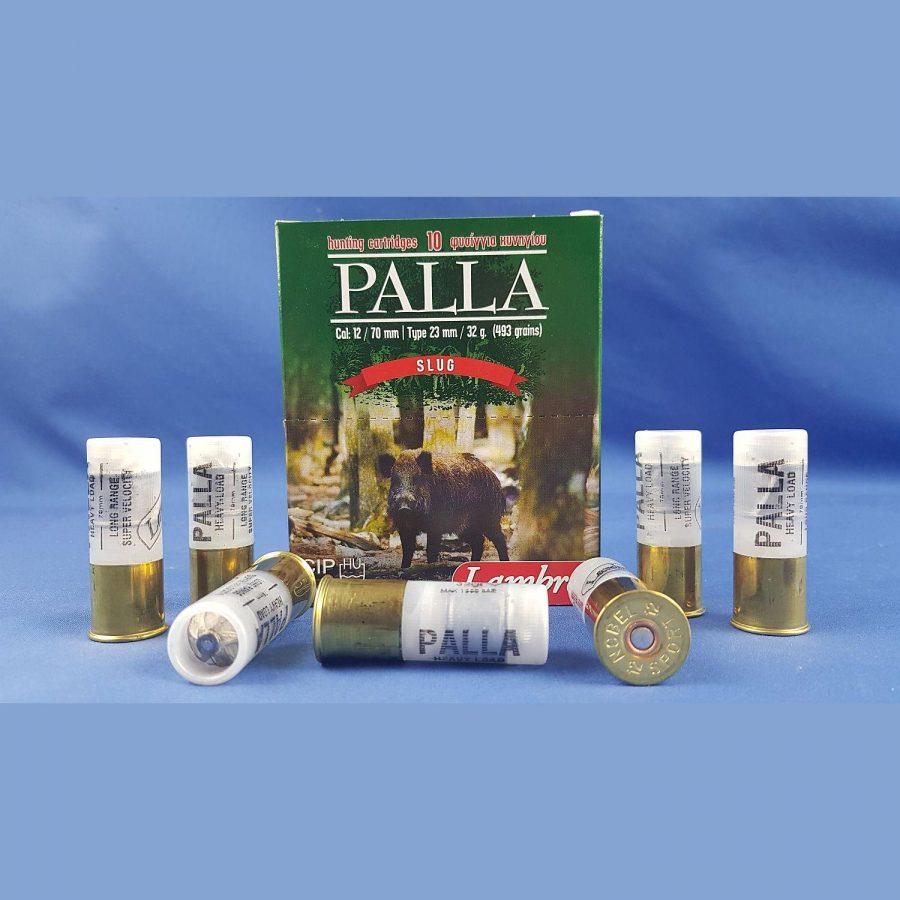 Lambro Palla Slug Kal.12/70 493grs 32g