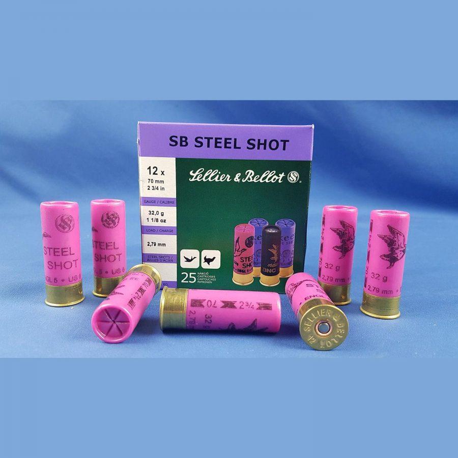 Sellier&Bellot Steel Shots Kal. 12x70mm
