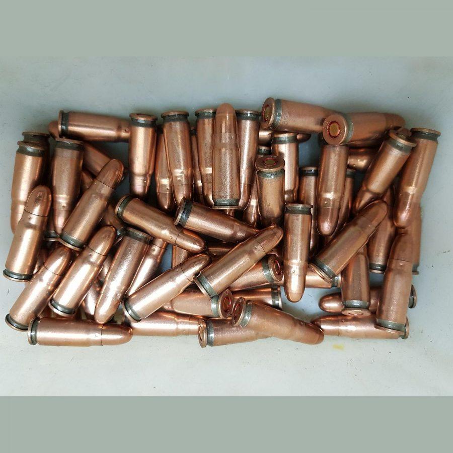 !! Surplus-Munition !! 7,62x25mm Tokarev russisch