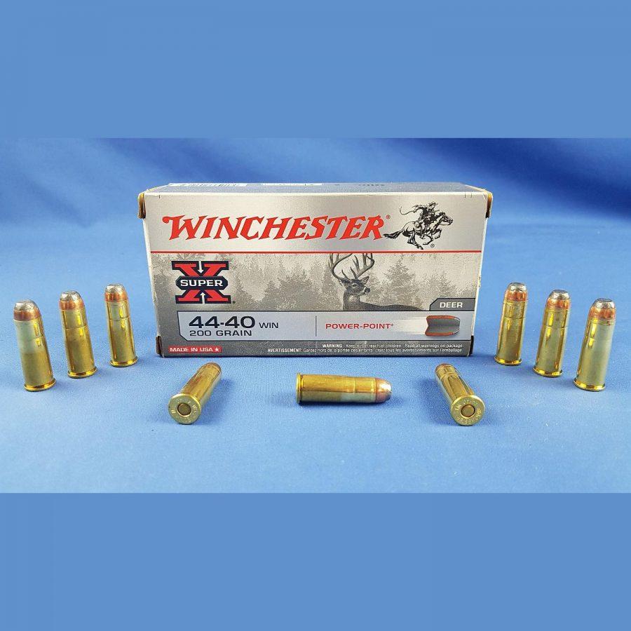 Winchester 44-40 Win. 200grs