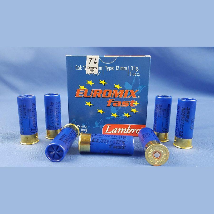 Lambro Euromix Fast Kal. 12/70 31gr