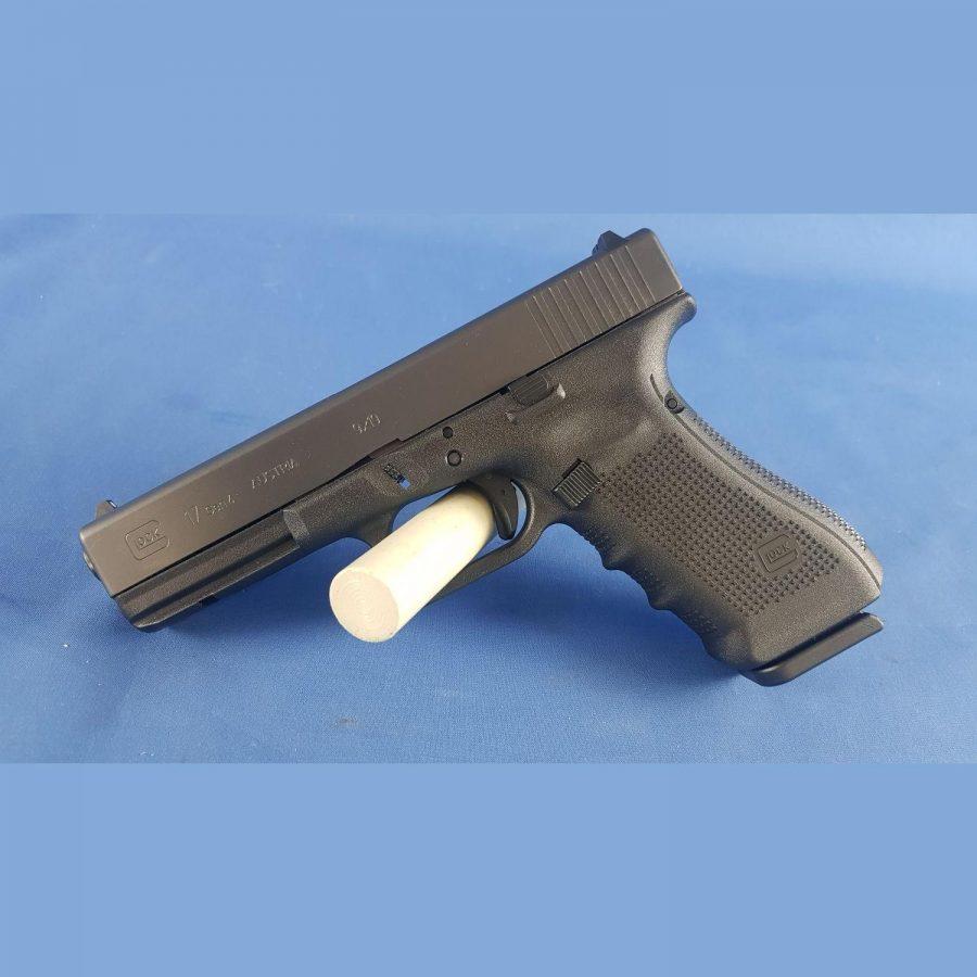 Glock 17 Gen4, Kal.9×19