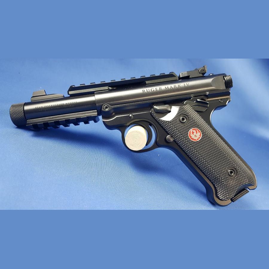 Pistole Ruger MK IV Tactical, Kal. .22lr