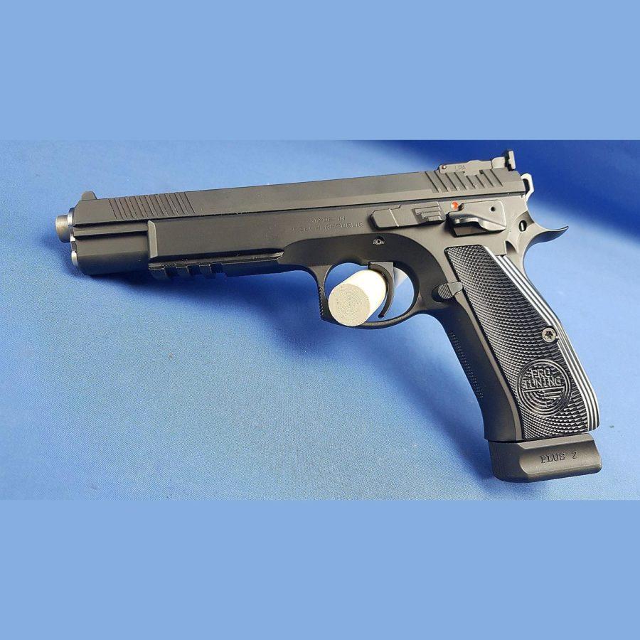 CZ75 Taipan, Kal.9×19