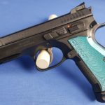 CZ75 Shadow 2  BP Blue, Kal.9×19