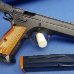 CZ 75 Tactical Sports Orange, Kal. 9×19