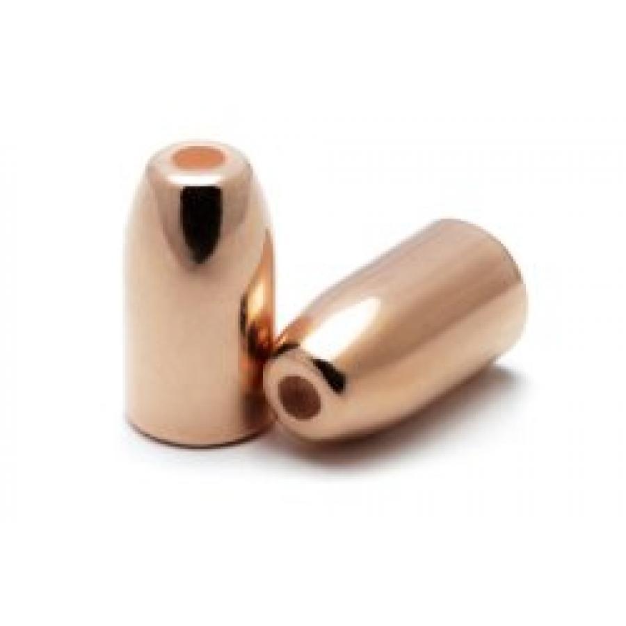 LOS Geschosse im Kaliber .38 Special /.357 Magnum mit 158gr, HP ( Hollow Point / Hohlspitz )