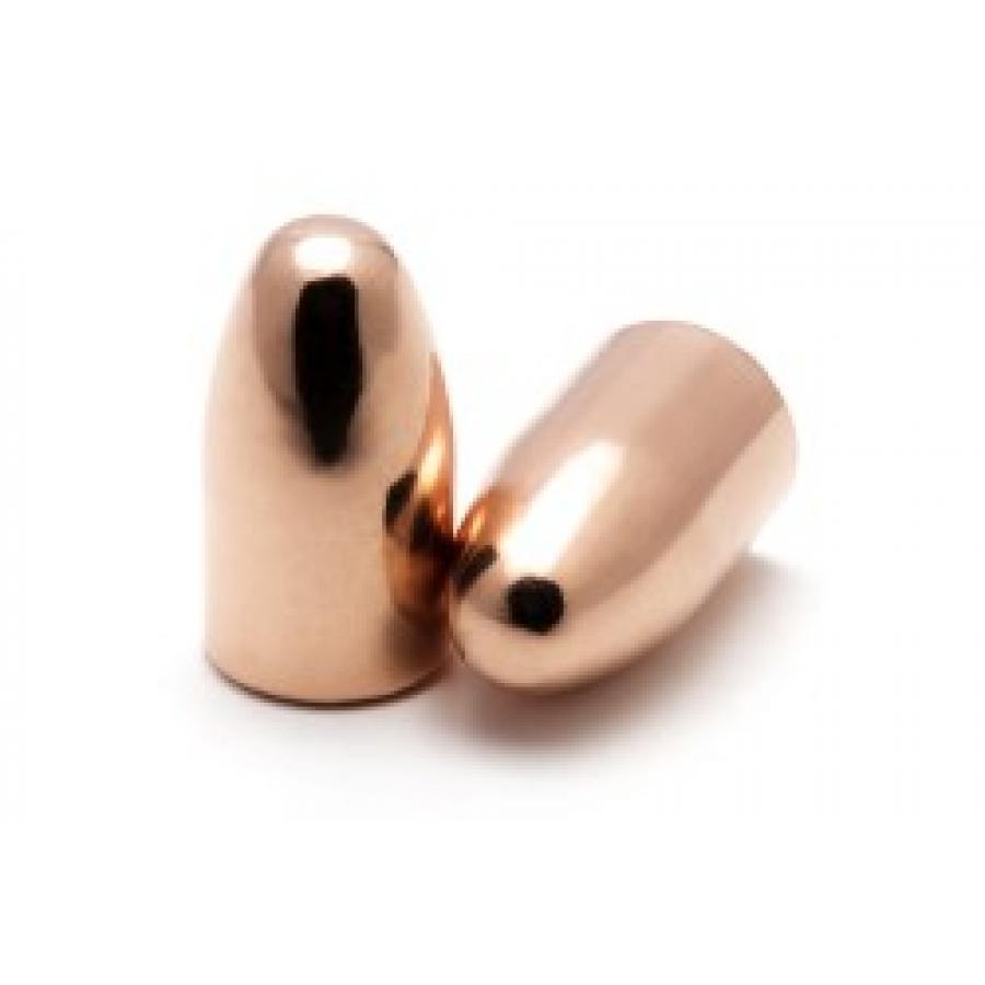 LOS Geschosse im Kaliber 9mm mit 145gr, RN (Round Nose / Rundkopf )