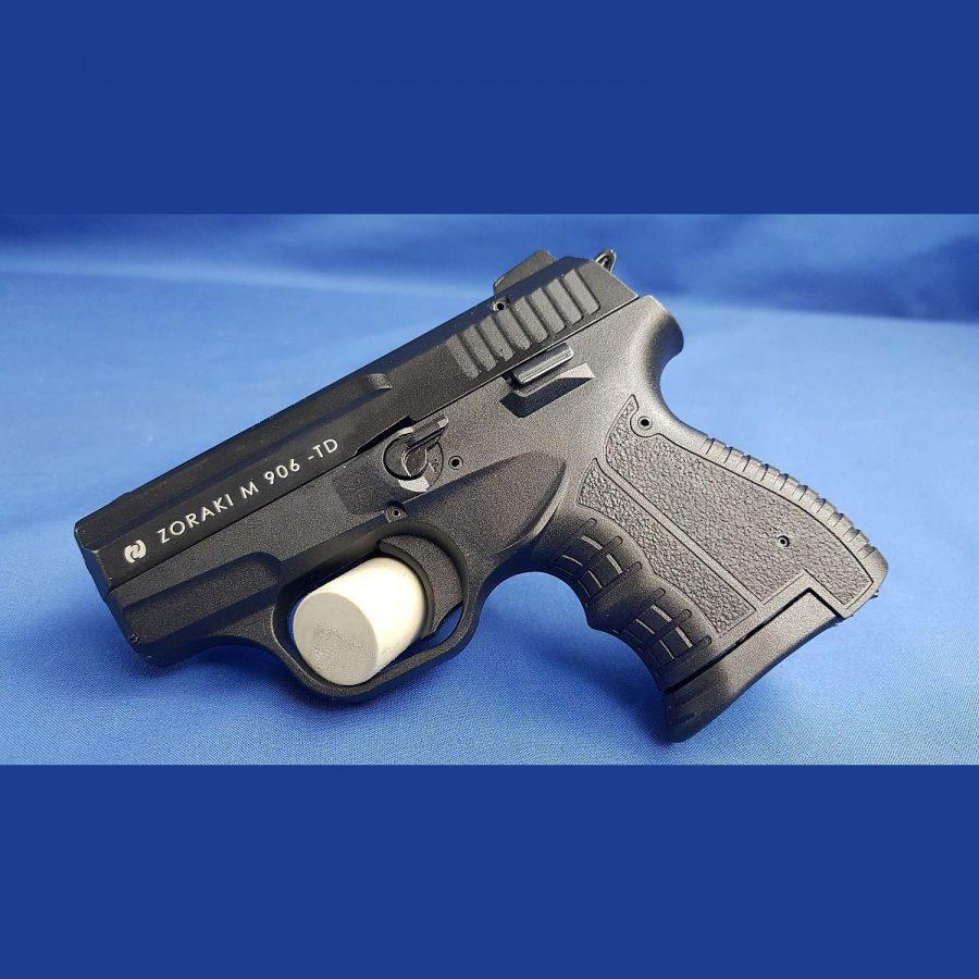 Zoraki Mod 906-TD P.A.K. Black Schreckschusspistole, Kal. 9mm Platz
