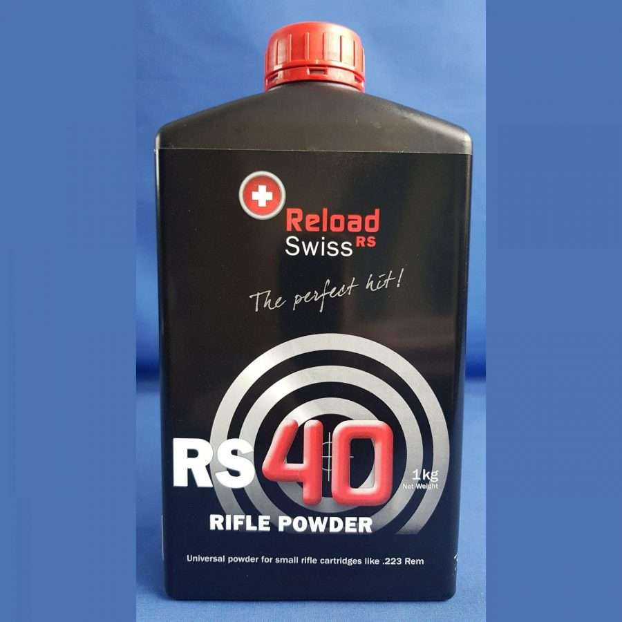 Reload Swiss RS40EI