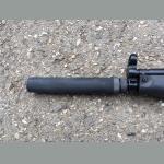 Heckler&Koch MP5 3-Lug Schalldämpfer 9x19mm