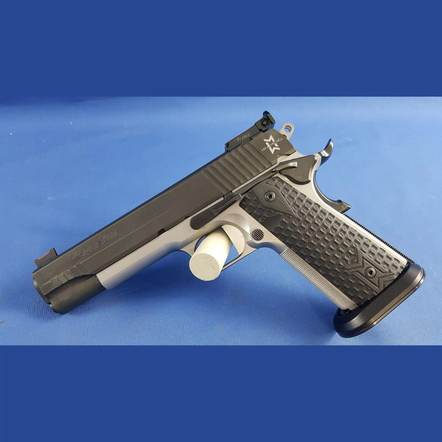 Sig Sauer 1911 Max Full Size Kal.45 Auto