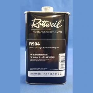 Rottweil Nitrocellulosepulver R904