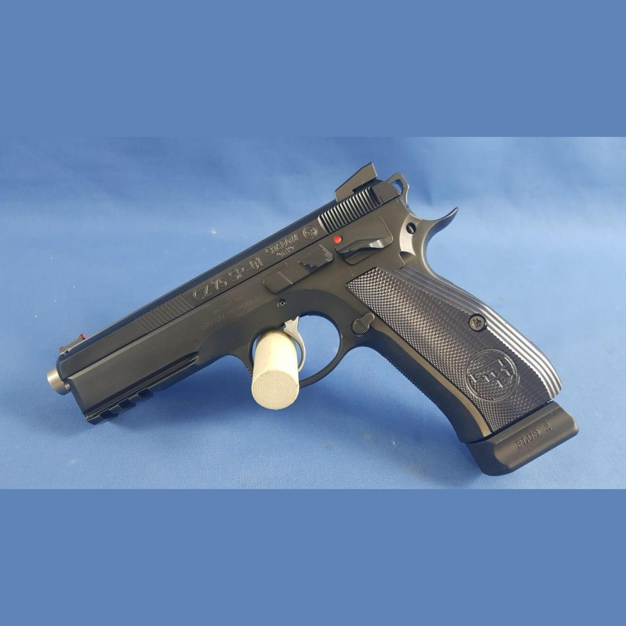 Pro Tuning Pistole CZ 75 SP-01 Shadow MAMBA  Kal.9x19mm