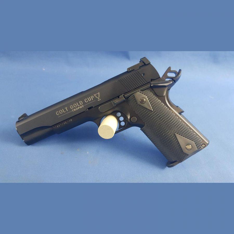 Colt Pistole 1911 Gold Cup Kal. 22lr