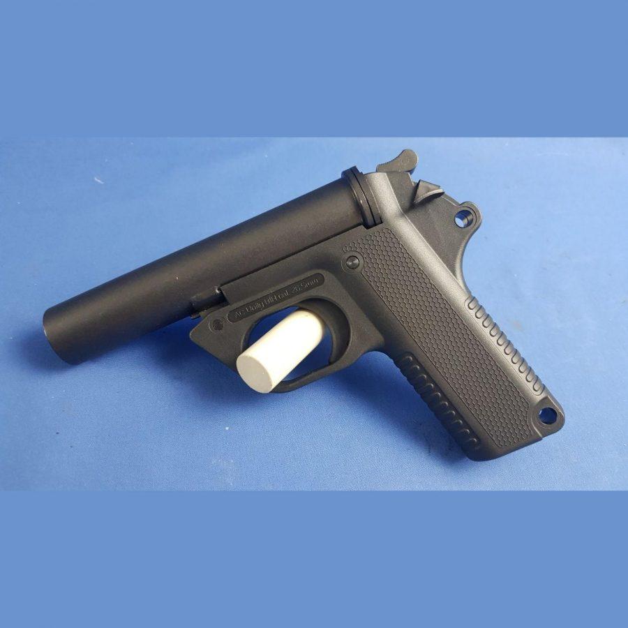 Einläufige Leuchtpistole AC Unity Kal. 4 (26,5mm Standard)
