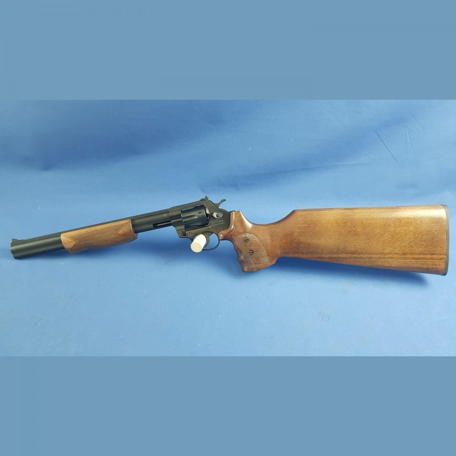 Alfa Proj Carbine Steel blue, Kal. 38/357Mag.