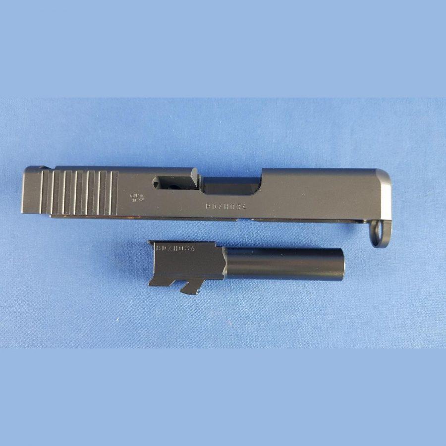 Glock 27 Gen4 , Schlitten und Lauf Kal.40S&W