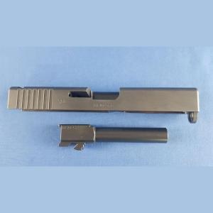 Glock 19 Gen3 , Schlitten und Lauf Kal.9x19mm