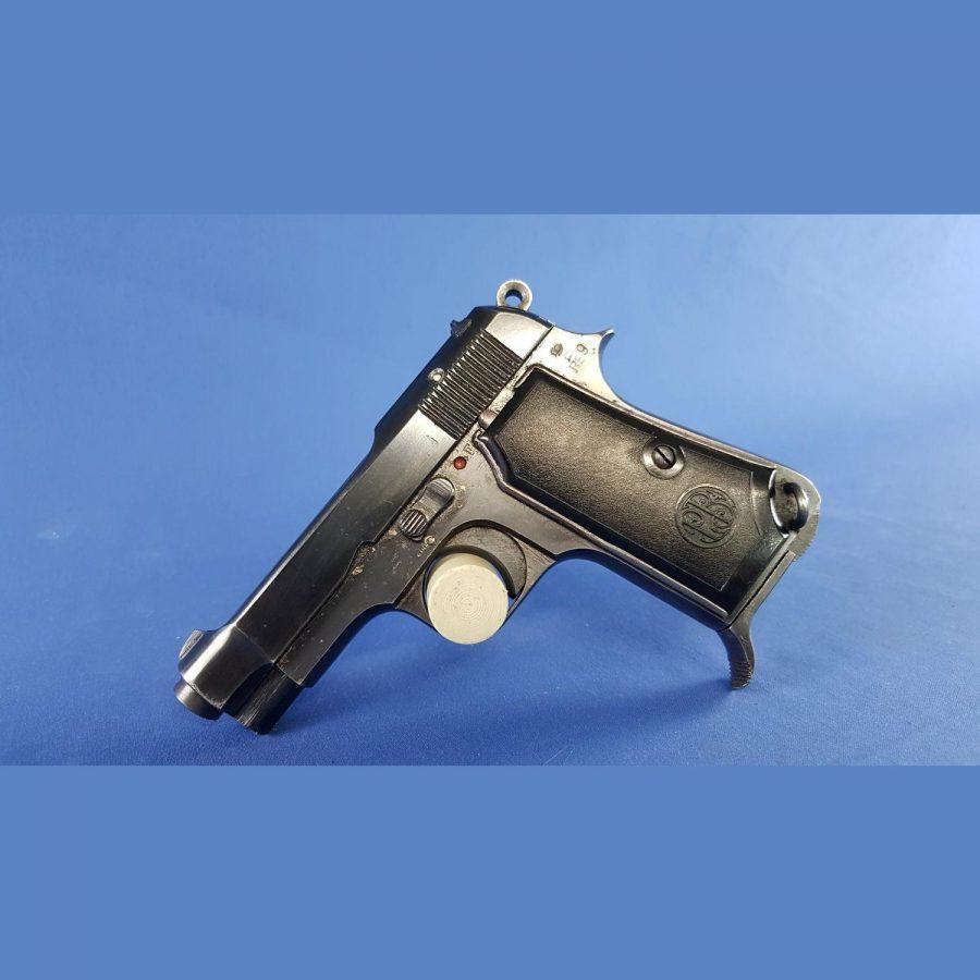 Pistole Beretta 1934 Baujahr 1944 Wehrmacht, Kal.9mm kurz