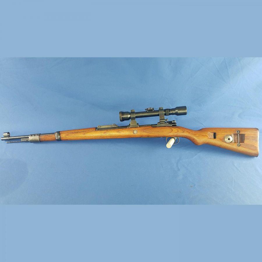 K98 Scharfschützengewehr mit WaA135 Kal. 8x57IS