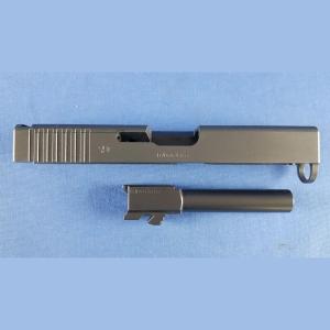 Glock 19 MOS , Schlitten und Lauf Kal.9x19mm
