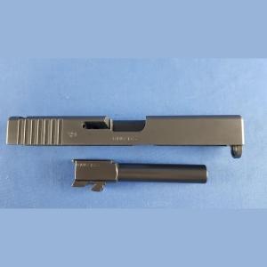 Glock 19 Gen4 , Schlitten und Lauf Kal.9x19mm