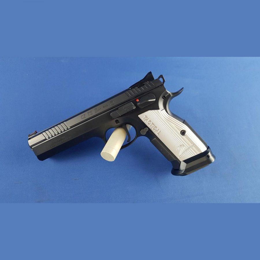 Pistole CZ75 Tactical Sports 2 Entry Kal. 9x19mm