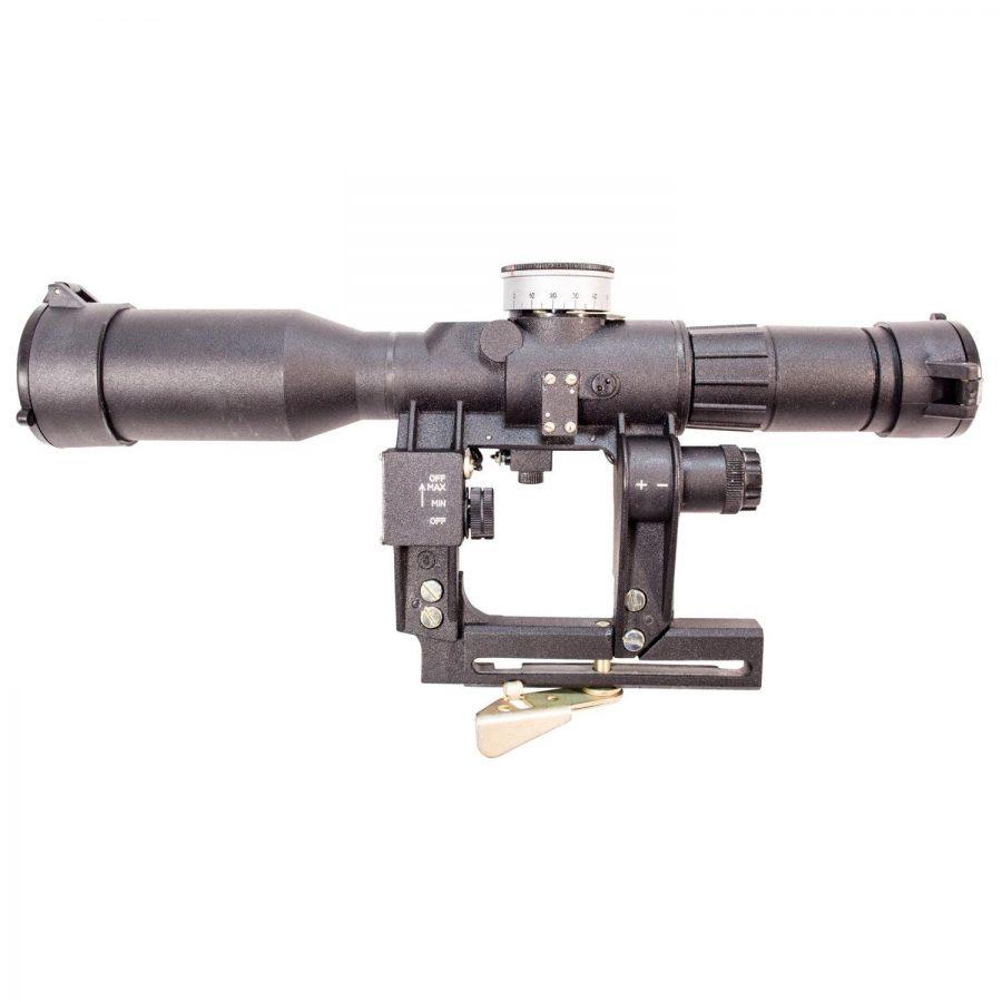 AK Optik POSP 8×42 VDSPRO