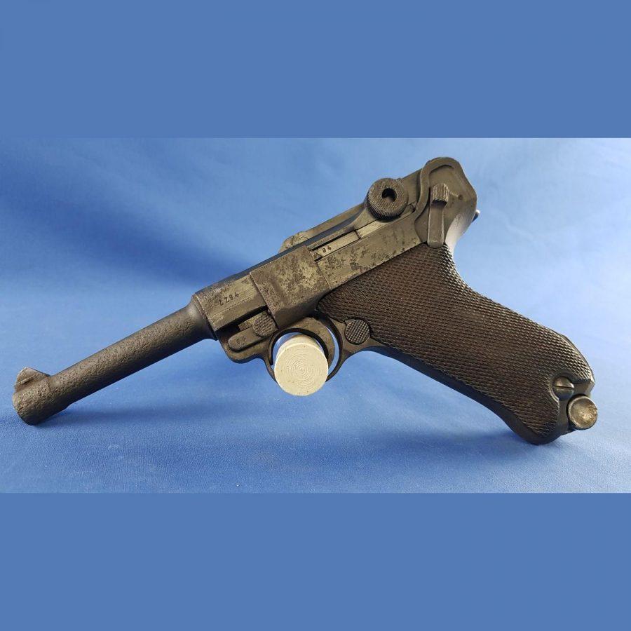 Pistole P08 S/42 1938 Kal. 9mm Luger