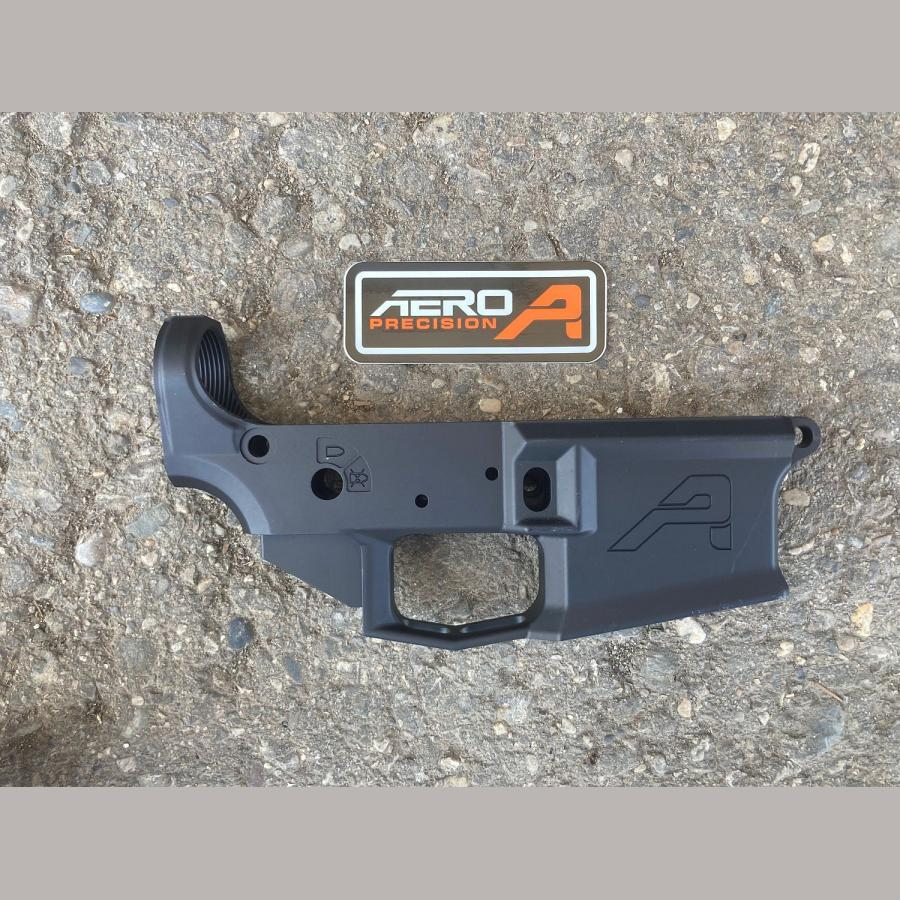 Original AERO PRECISION M4E1 Stripped (leer) Lower Receiver – BLK