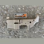 Original AERO PRECISION AR15 Stripped (leer) Lower Receiver, Gen 2 – FDE Cerakote
