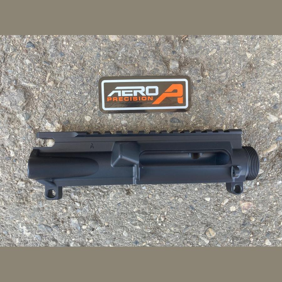 Original AERO PRECISION AR15 Stripped (leer) Upper Receiver – BLK