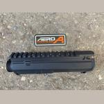 Original AERO PRECISION M4E1 Threaded Stripped (leer) Upper Receiver – BLK