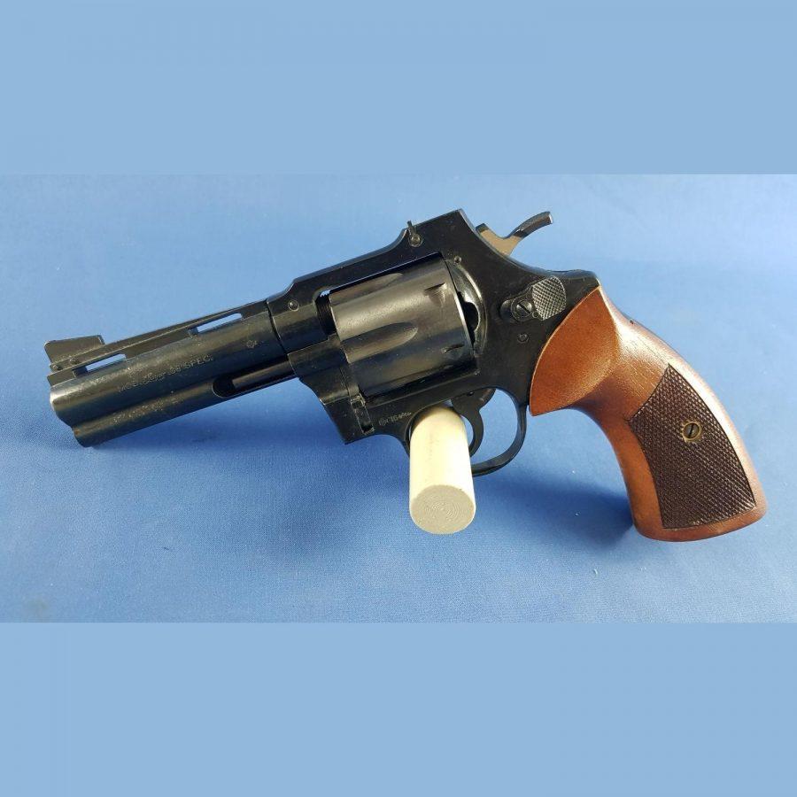 Revolver Ruger Mod. Luger Kal. 38Spec. LL:4″