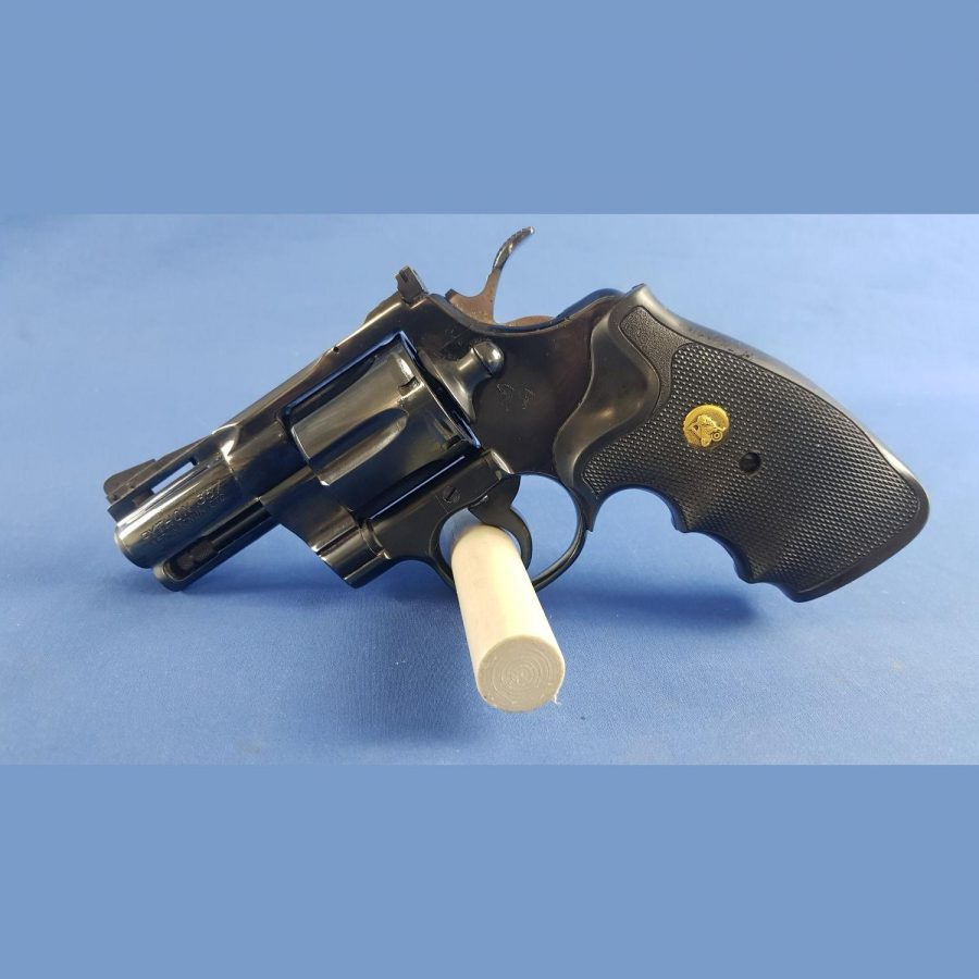 Revolver Colt Python Kal. 357Mag
