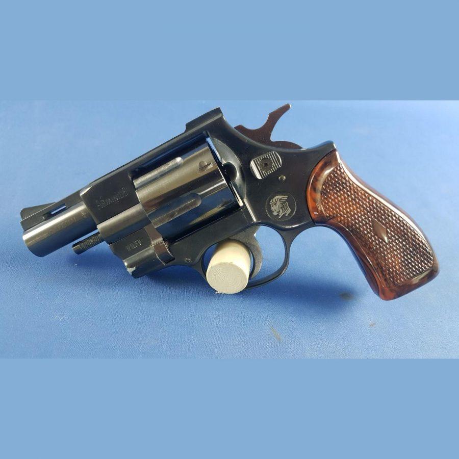 Revolver Weihrauch Mellichstadt Germany LL: 2,5″ Kal.38Spec