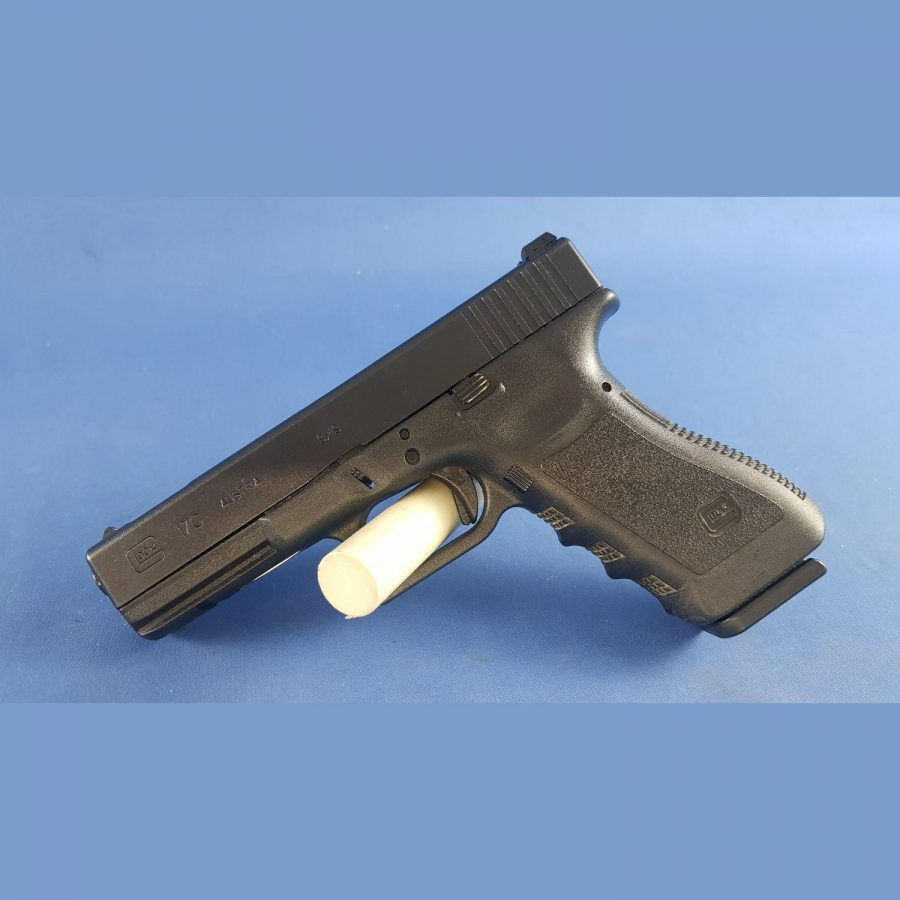 Pistole Glock 17C Gen3 mit Kompensator Kal.9x19mm