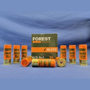 Forest Ammo 12/70 Blitz High Velocity 4,0mm 36g