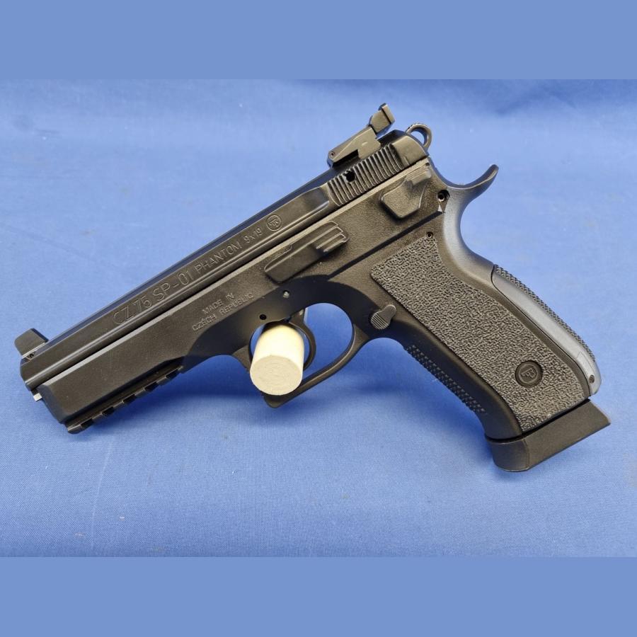 Pistole Ceska Zbrojovka 75 Sp-01 Phantom Kal.9x19mm