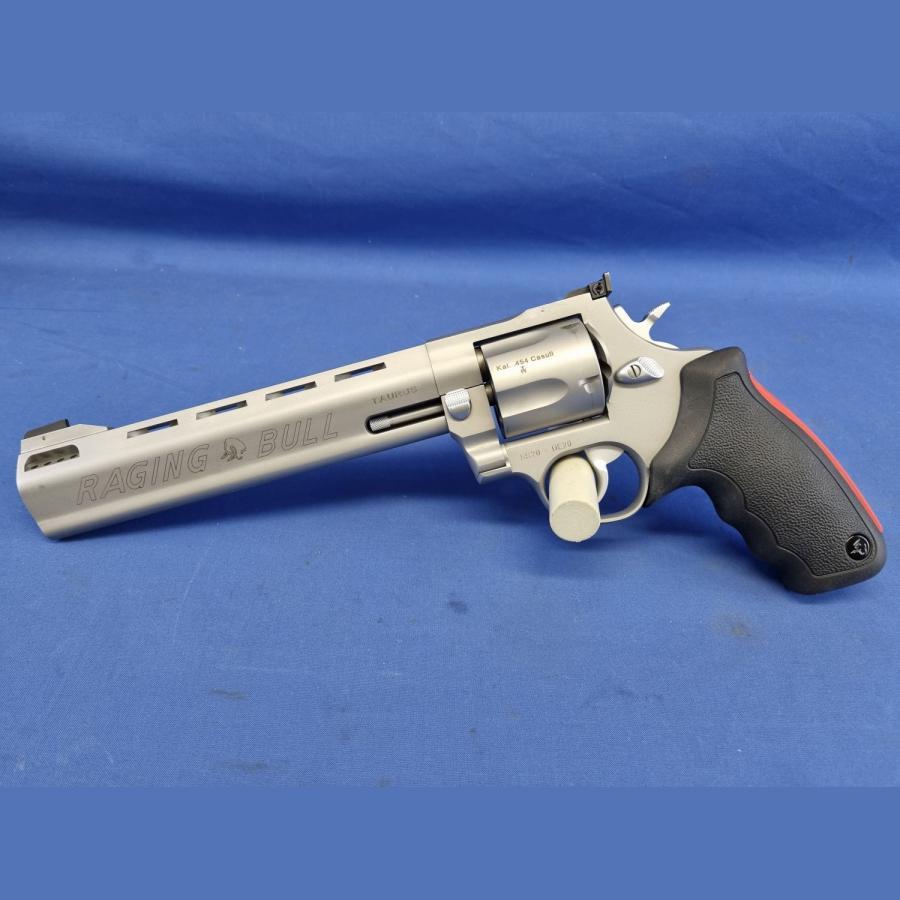 Taurus Revolver Raging Bull 454 STS matt 3/8 Kal. 454Casull