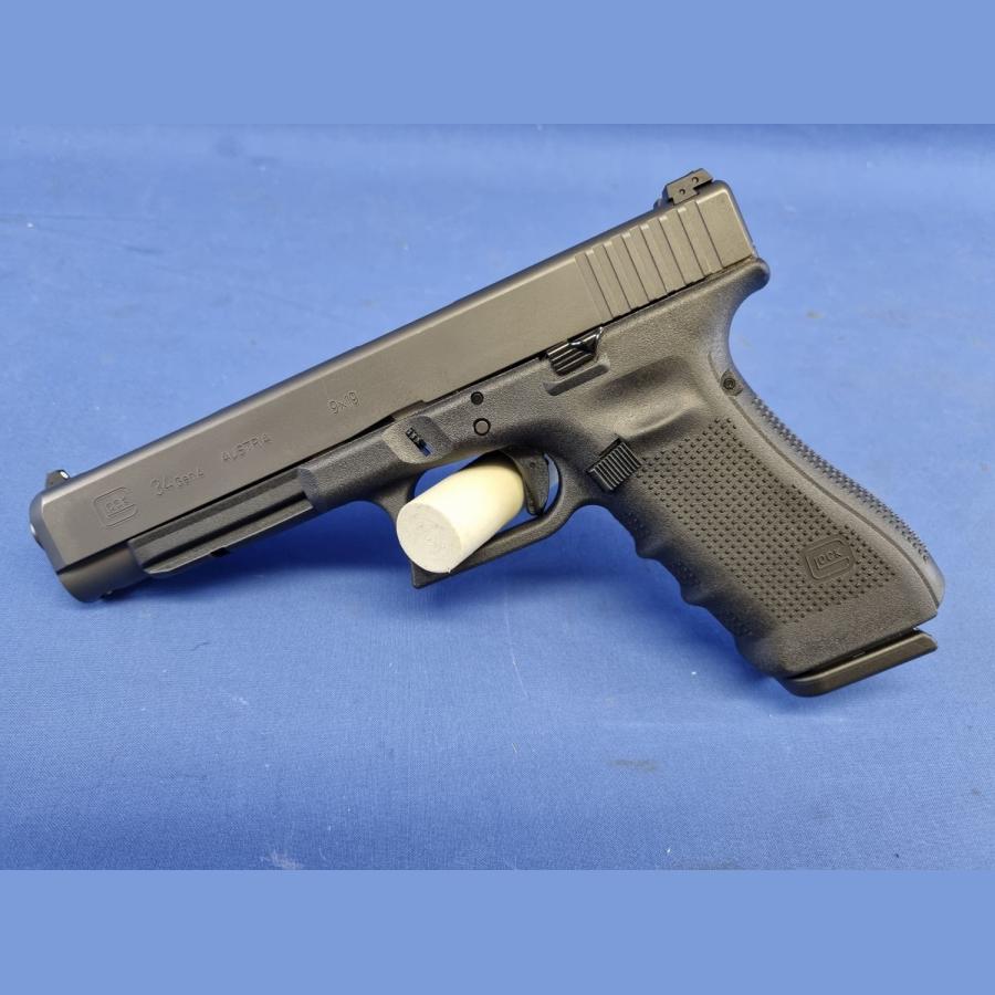 Pistole Glock Mod.34 Gen4 IPSC Kal. 9x19mm