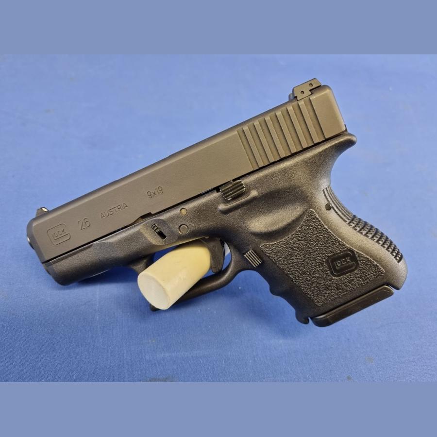 Pistole Glock 26 Gen3 Kal.9x19mm