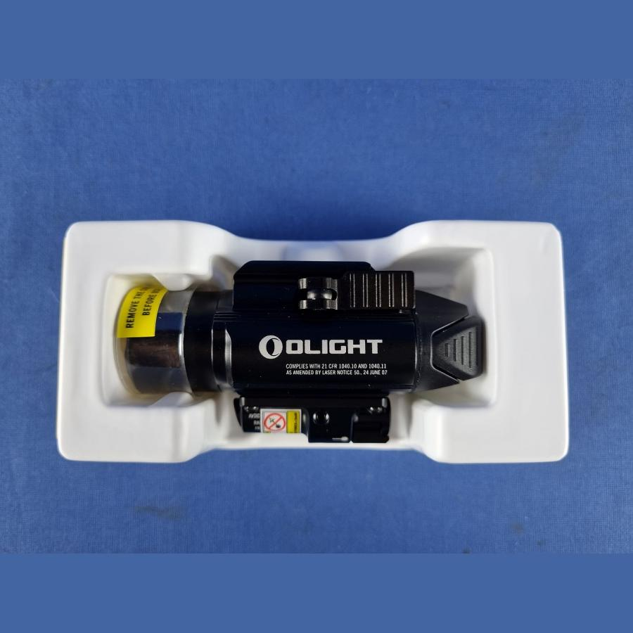 Olight Laser BALDR Pro Waffenlicht mit grünem Laser
