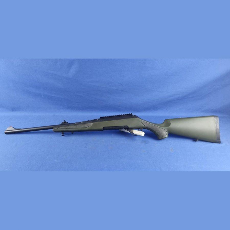 Repetierbüchse Haenel Jäger 10 oliv. mit Mündungsgewinde M15x1 Kal. 8x57IS