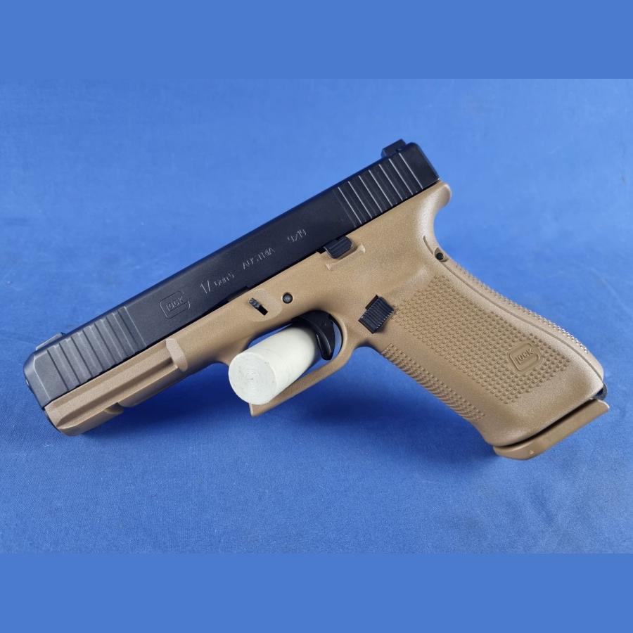 Glock17 Gen5 French Army Kal. 9x19mm
